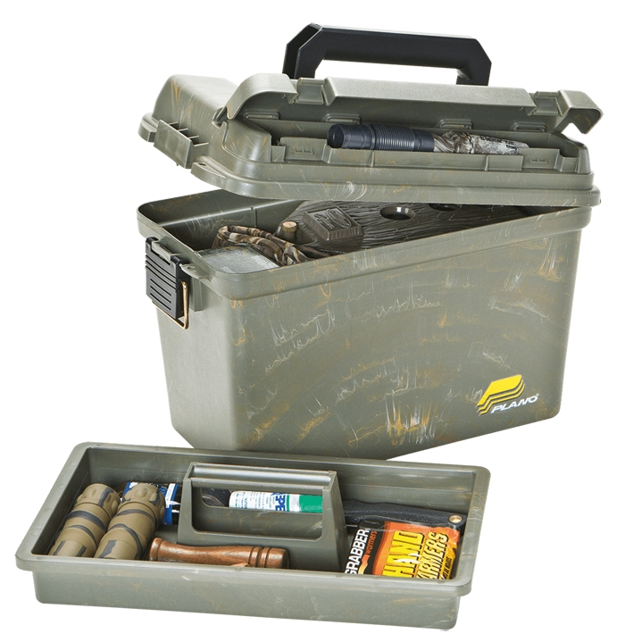 Plano Ammo Field Box mit Klapplade Large Outdoor Munkiste Kiste Case